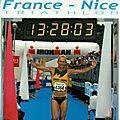 Nice 2005 arrivée