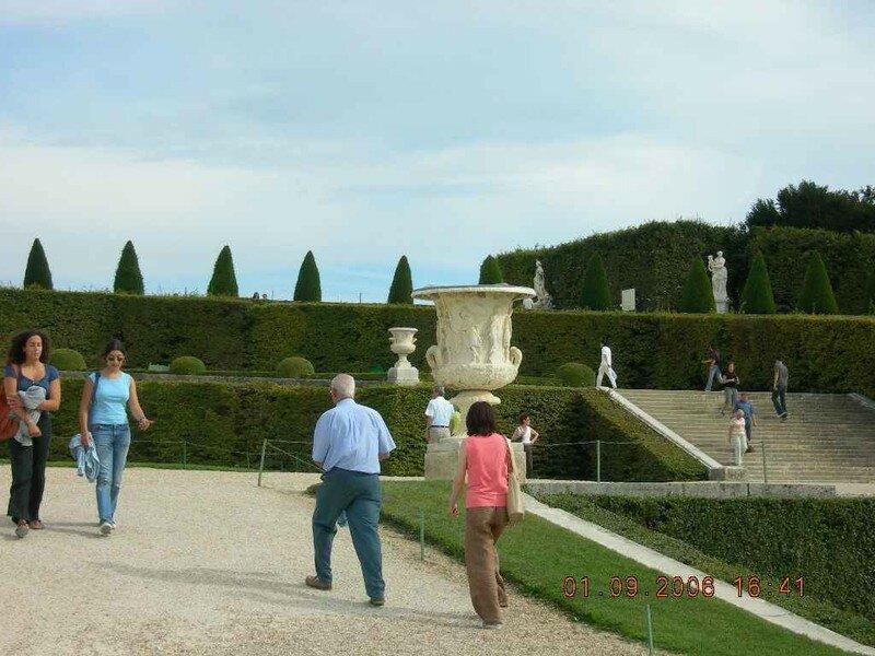 2006-09-01 - Visite de Versailles 146