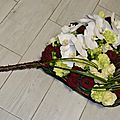 Deuil, décès, entrerrement : au fil des fleurs livre vos fleurs dans la marne