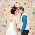 Mariage fun et coloré !