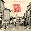 Exposition « Un bon souvenir de Verdun-sur-<b>Garonne</b> »