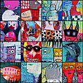 Ribbet collageiii