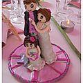<b>Figurine</b> de mariés ...