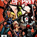 New 52 : <b>Birds</b> <b>of</b> <b>prey</b>