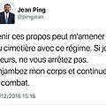 M.Jean Ping trop parler c'est maladie recevez nos recommandations dans cet article: rendez-vous le 14 si c 'est validé!