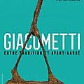 Giacometti, entre tradition et avant-garde au musée Maillol