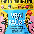 Arts Magazine (Fr) 2005