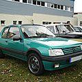Peugeot 205 gti griffe 1990