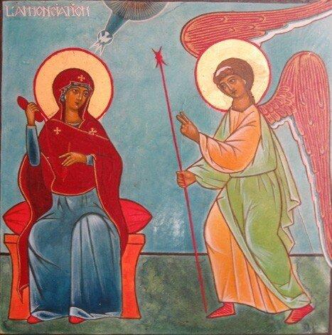01 L'Annonce de la naissance de Jésus