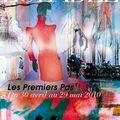 Les premiers pas : exposition de peinture du 30 avril au 29 mai 2010