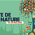 La fête de la <b>nature</b> la semaine prochaine