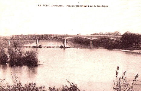 Construction du Pont 1928
