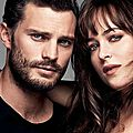Interview de Jamie Dornan et <b>Dakota</b> <b>Johnson</b> pour Glamour UK Mag (video + photos)