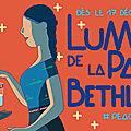 Journée du 17 décembre 2017 - Lumière de <b>Bethléem</b>