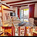 Espagne : Vente appartement Costa Blanca 3 chambres Terrasse Belle <b>déco</b> <b>intérieure</b> - Grande Piscine Beaux Jardins