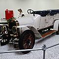 Audi e type 22/55 double phaeton 1913