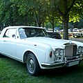 Bentley corniche cabriolet 1972