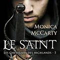 Le saint ~~ monica mccarty