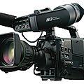 Attention nouveauté : panasonic ag-hpx 600 la légèreté broadcast?