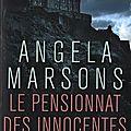 Angela marsons : le pensionnat des innocentes