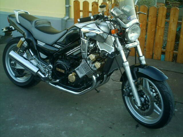 La moto de Fazer67
