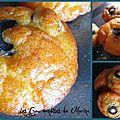 Bouchées lardons olives