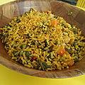 Roz djerbi: le riz de djerba