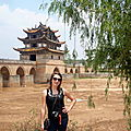 Une parisienne en Chine