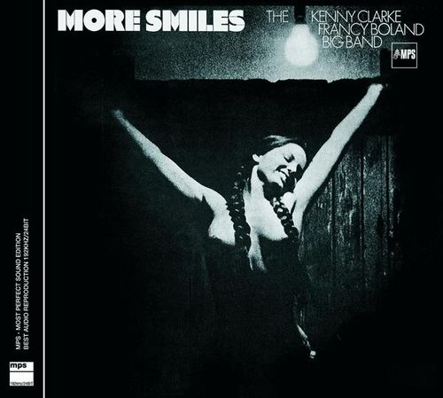 Kenny Clarke Francy Boland Big Band - 1969 - More Smiles (MPS)