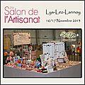 Retour sur le Salon de l'Artisanat - Lys-lez-Lannoy, 16 et <b>17</b> <b>Novembre</b> <b>2013</b>