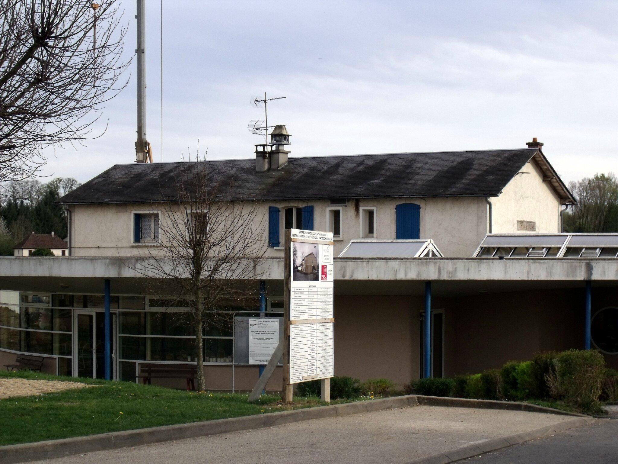 Chamboulive (Corrèze - 19)