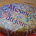 Gâteau surprise de marie-lou
