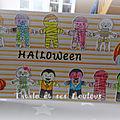Tatalo et ses loulous, bricolage de toussaint : les petits hommes d'halloween
