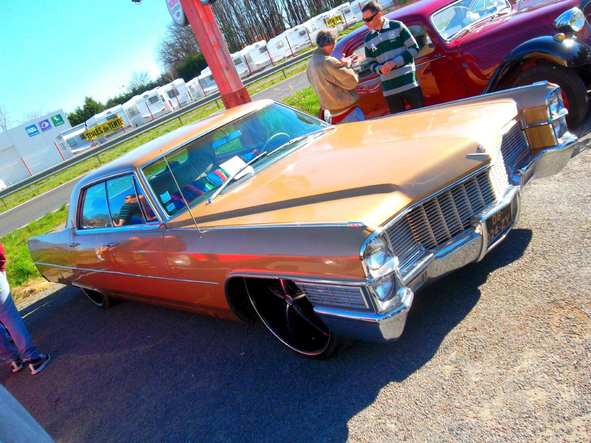 JANTES DÉMESURES - SUSPENSIONS AIR RIDE : >>> LOWRIDER STYLE
