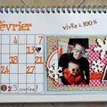 calendrier bureau février