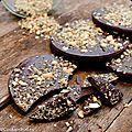 Chocolat à la dukkah