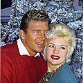 Merry xmas from jayne & mickey