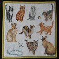Coussin chats - 1994