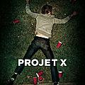 Jeux Concours Exclusif <b>Warner</b> Bros - Sortie du DVD Projet X (fermé)