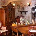 salle de séjour : les collections