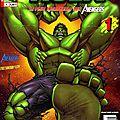Panini Marvel Hulk V2