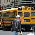 DAY 1 - SCHOOL BUS