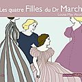 Les quatre filles du dr march, de louisa may alcott : lu par françoise gillard