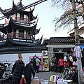 Shanghai - Le temple de Confucius