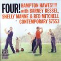 Hampton Hawes - 1958 - Four! (Contemporary)