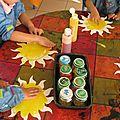 004 peindre à la main