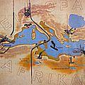1928 - l'architecte herman sörgel veut vider la mediterranee