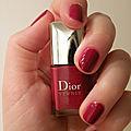 Vernis dior 853 - rouge