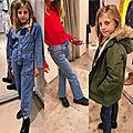 Mode fille 10/12 ans : le Dressing d'<b>automne</b> 2020 de Sixtine