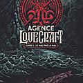 L'agence <b>Lovecraft</b>, tome 1, Le mal par le mal, de Jean-Luc Marcastel